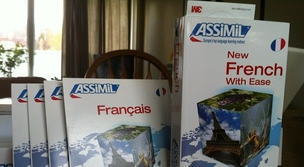 Assimil french pack